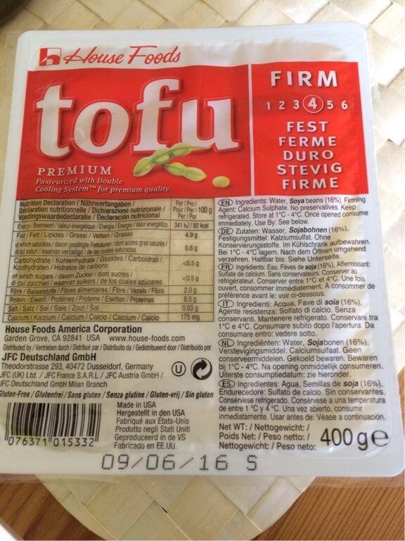 豆腐 ドイツで買える