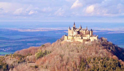 ドイツ三大名城|ホーエンツォレルン城への行き方(アクセス)や絶景スポット情報など
