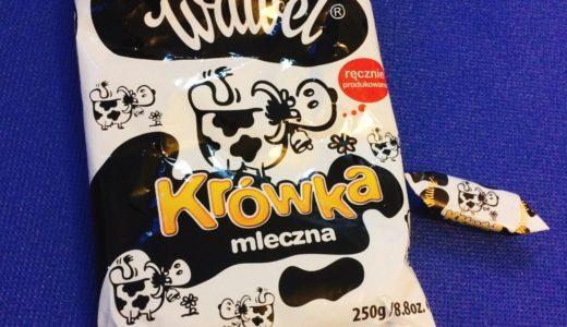 ポーランド土産にスーパーで買ったお菓子が美味しいのでおすすめしとく。