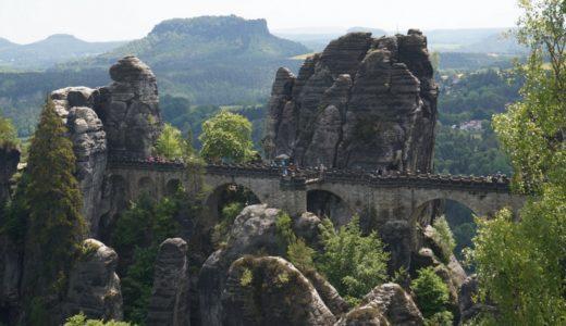 ドイツの絶景スポット『ザクセン・スイス』ドレスデン近郊のおすすめ観光名所。詳しい行き方もご紹介!