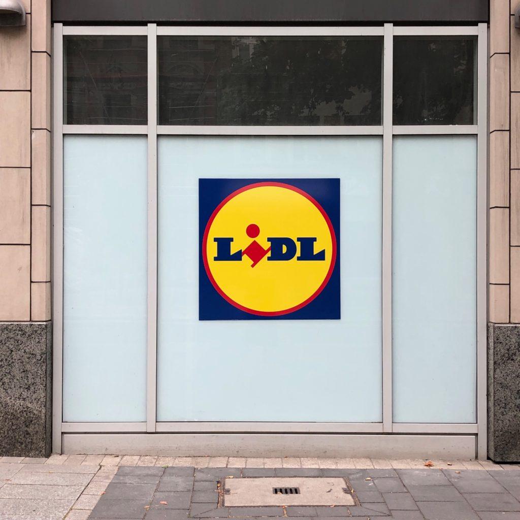 LIDLドイツのスーパー