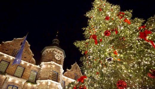 ドイツ・デュッセルドルフのクリスマスマーケット2018<開催期間・営業時間・地図や見どころなど>