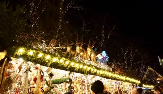 【シュツットガルト近郊】エスリンゲンのクリスマスマーケット|中世風も楽しめて、個人的に超おすすめ!