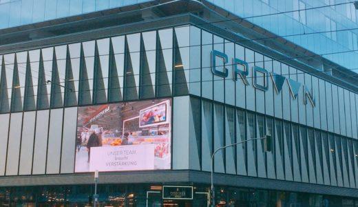 EDEKA Zurheide|デュッセルドルフの話題の大型スーパーが駅チカにオープン