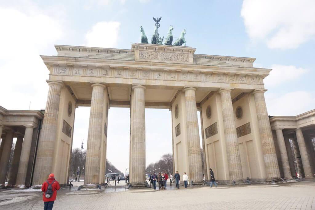 ブランデンブルク門