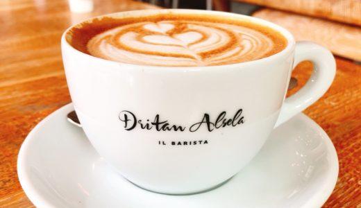 【Dritan Alsela Coffee】世界的有名なバリスタのカフェ|デュッセルドルフ