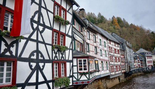 アイフェルの真珠モンシャウ(Monschau)|Eifelの人気NO.1の観光地