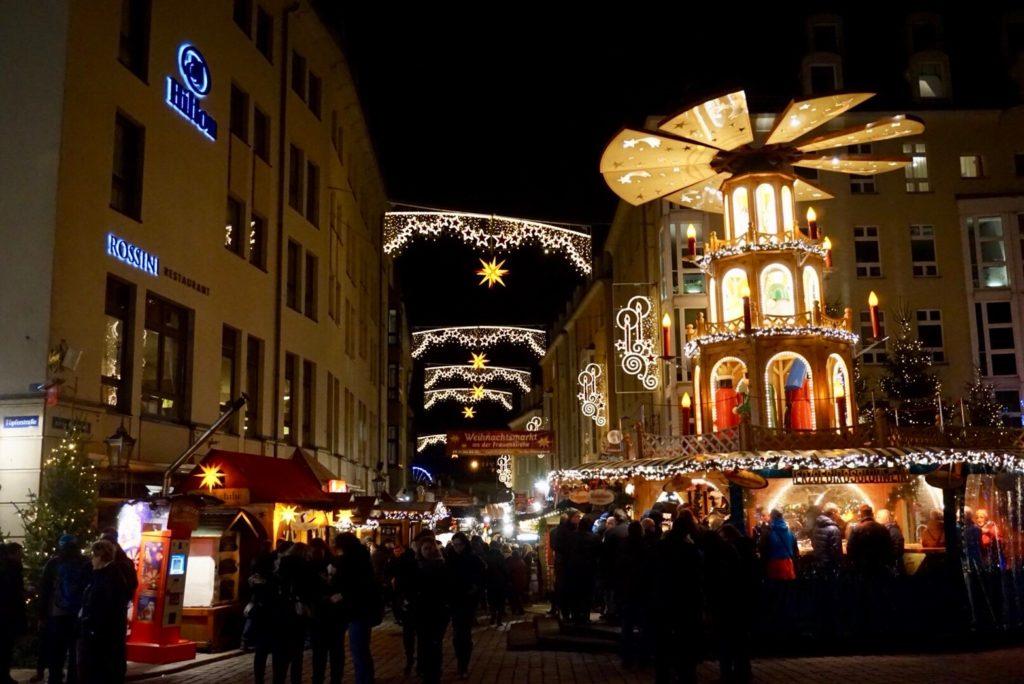 ドイツ最古】ドレスデンのクリスマスマーケット2019の楽しみ方