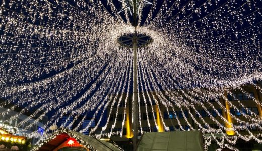 【グルメが豊富】光り輝くエッセンのクリスマスマーケット2019