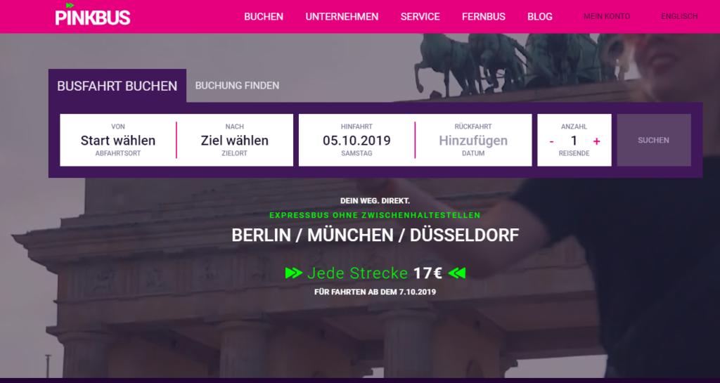 ピンクバスpinkbusサイト