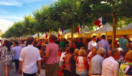 【2019年7月】おすすめのデュッセルドルフのイベントまとめ|キルメスにフランス祭りほか