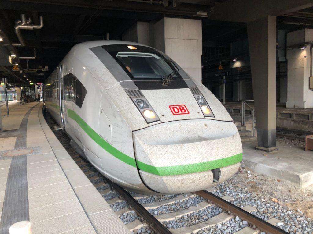 ドイツ鉄道ICE4