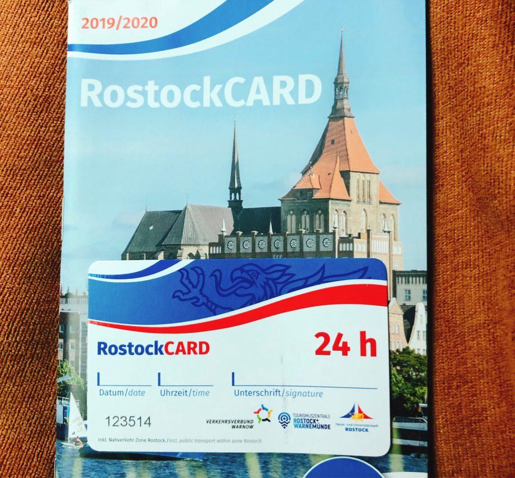 ロストックカード