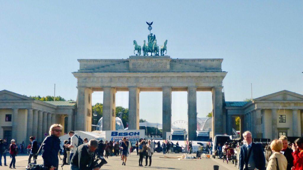 ベルリン・ブランデンブルク門