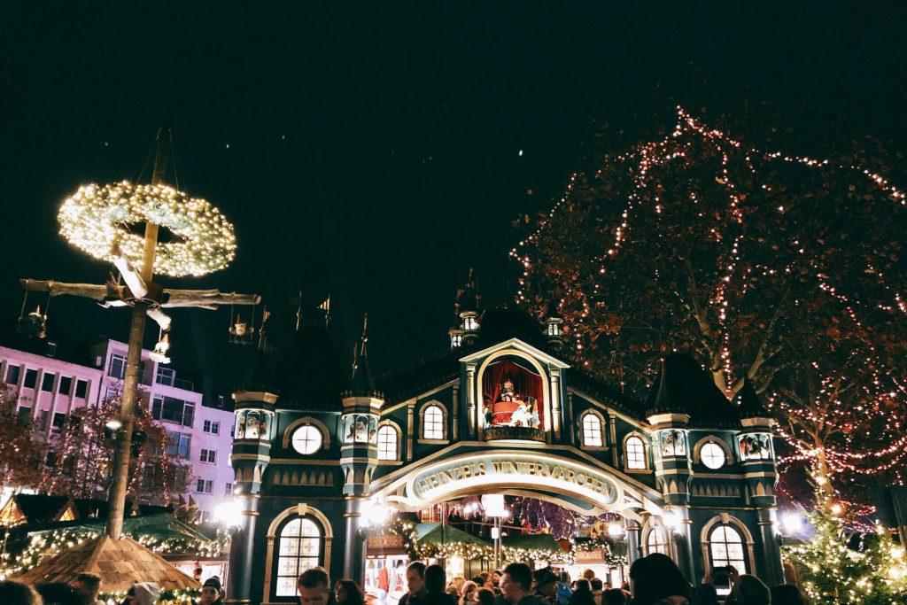ホイマルクト ケルン クリスマスマーケット