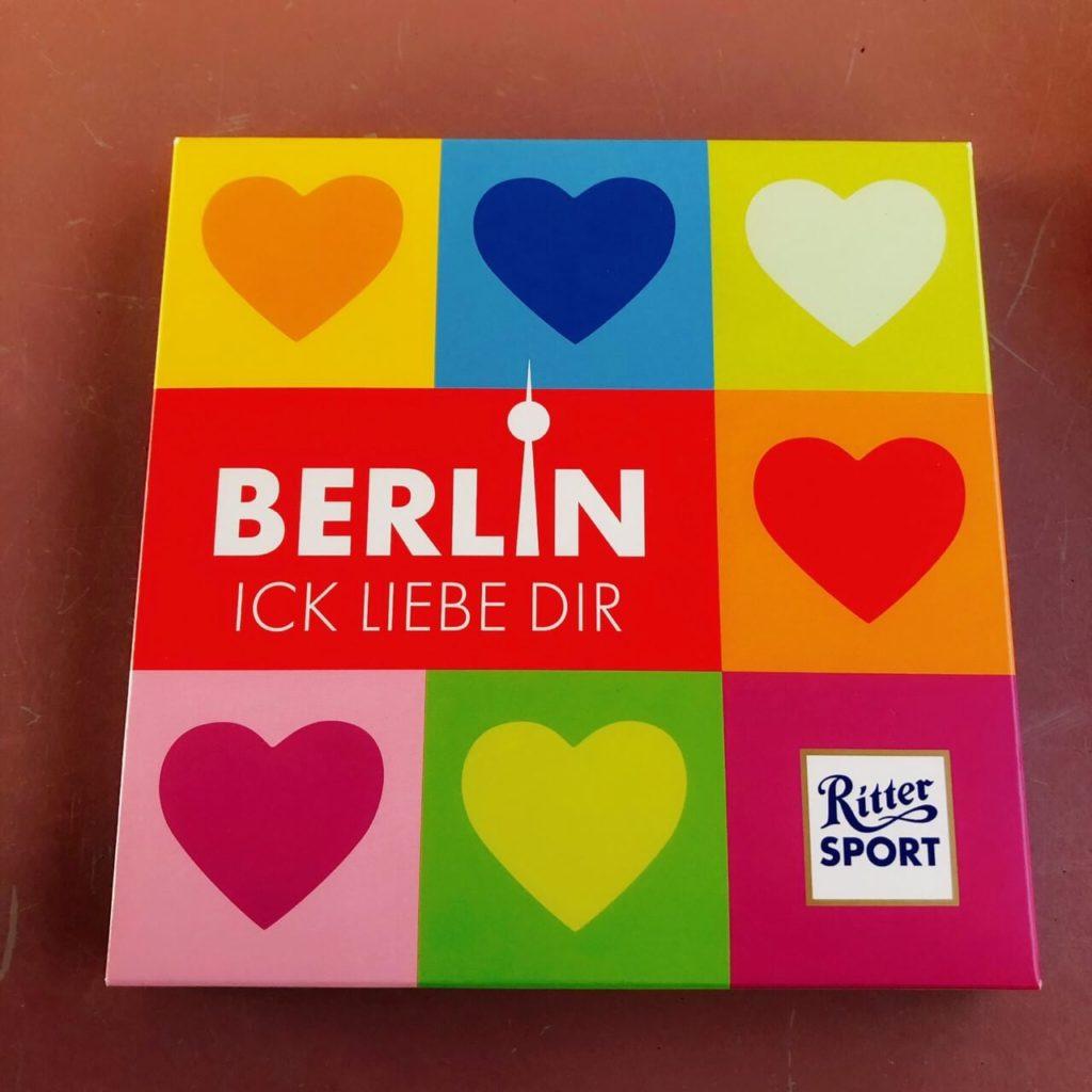 リッタースポーツ ベルリン