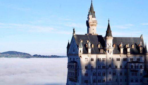 【ドイツの城】おとぎ話のように美しいおすすめのお城10選|行った中で選んでみた
