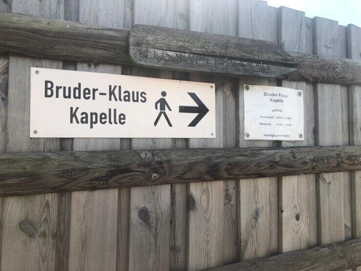 Bruder-Klaus-Feldkapelle/ブラザー・クラウス野外礼拝堂(ドイツ)