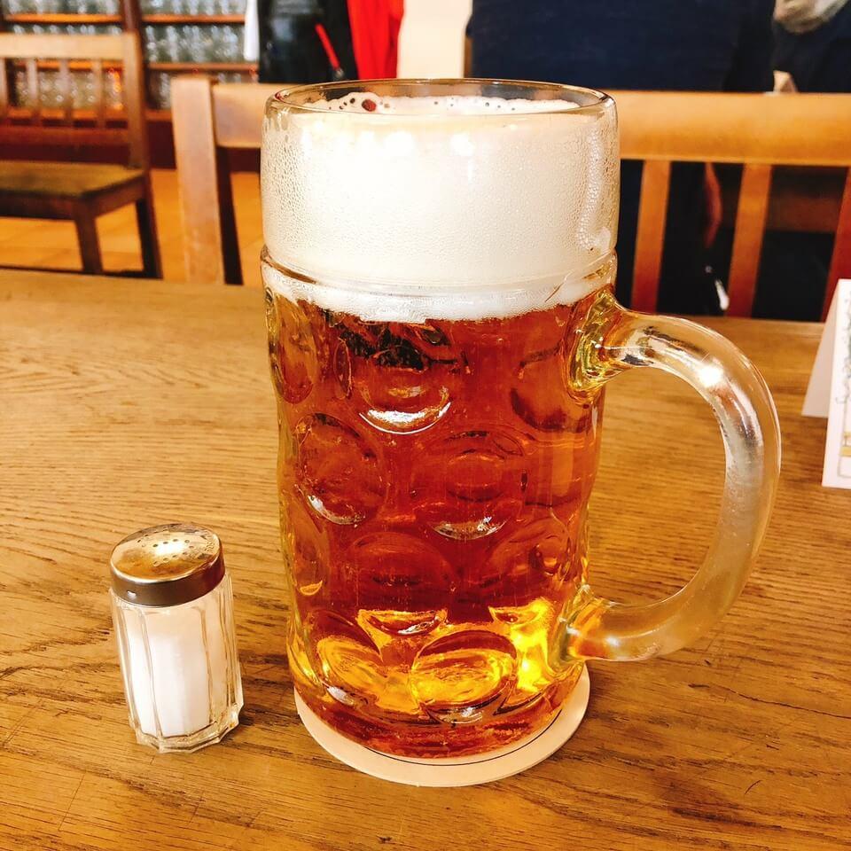 ホフブロイハウス ドイツ 1リットルビール ミュンヘン
