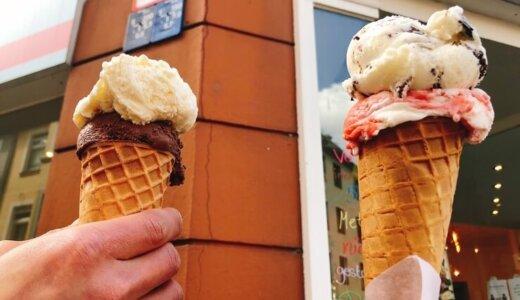 【Nat&Tim】デュッセルドルフのお気に入りのアイス屋さん